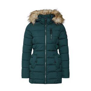 ONLY Zimný kabát 'onlNORTH'  smaragdová