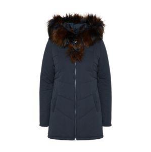 Desires Zimná bunda 'Terence 2'  tmavomodrá