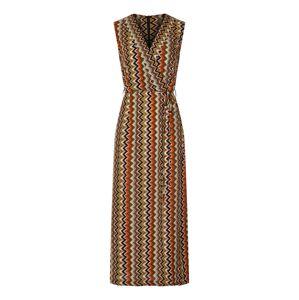 Mela London Šaty  zmiešané farby
