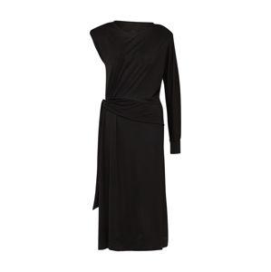 POSTYR Kokteilové šaty 'Posdaphne'  čierna