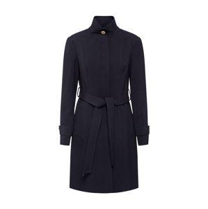 Dorothy Perkins Prechodný kabát 'CREPE GLOSSY '  čierna