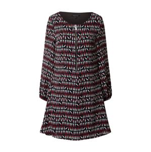 ARMANI EXCHANGE Šaty '6HYA08'  ružová / čierna