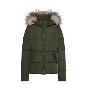 ONLY Steppjacke  zelená