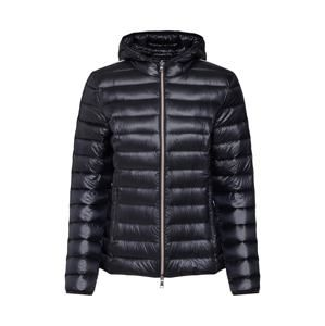 No. 1 Como Prechodná bunda 'SARA'  čierna / biela