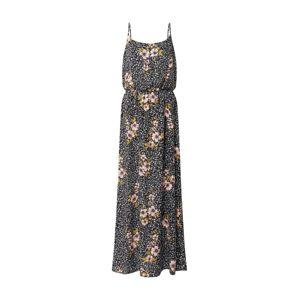 ONLY Letné šaty  zmiešané farby / čierna