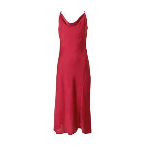 Trendyol Večerné šaty  červená