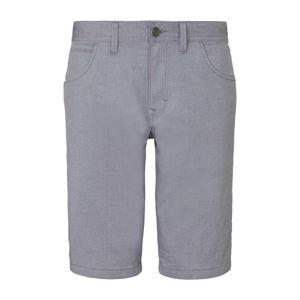 TOM TAILOR Chino nohavice  dymovo šedá / svetlosivá