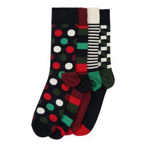 Happy Socks Ponožky 'Holiday Big Dot Gift Box'  zmiešané farby