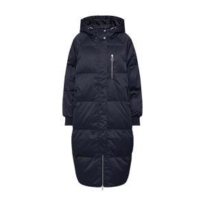 GAP Zimný kabát 'TB OC OVSZ LONG DOWN JKT'  čierna