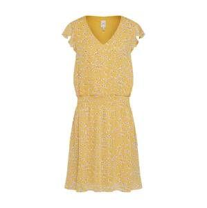 ICHI Letné šaty 'IXEDA DR'  žltá