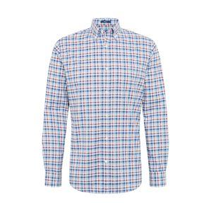 GANT Košeľa 'OXFORD'  modré / biela / červené