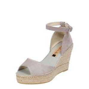 Vidorreta Sandále  sivá
