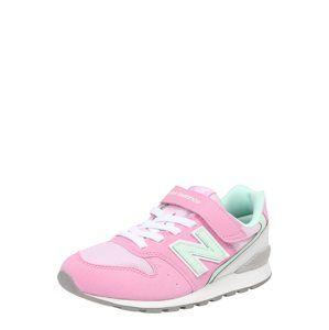 New Balance Športová obuv 'YV996 M'  ružová / biela