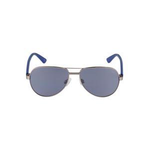 PUMA Slnečné okuliare 'PJ0027S '  sivá / modré