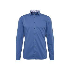 OLYMP Košeľa 'Level 5 City Uni'  modré
