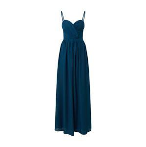 Chi Chi London Večerné šaty 'Chi Chi Mirabelle Dress'  petrolejová