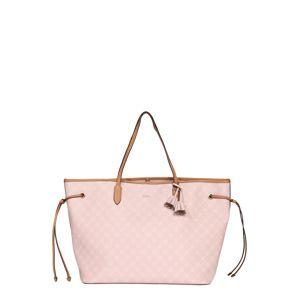 JOOP! Shopper 'Cortina Lara'  biela / ružová