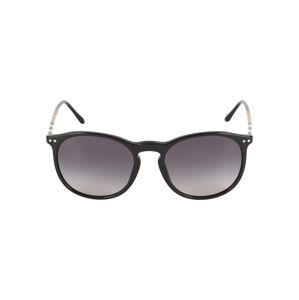 BURBERRY Slnečné okuliare  béžová / čierna