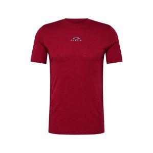 OAKLEY Funkčné tričko 'Bark New'  ružová