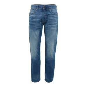 G-STAR RAW Džínsy '3301 Loose'  modrá denim