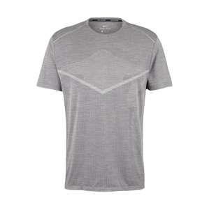 NIKE Funkčné tričko 'M NK Techknit CL'  sivá