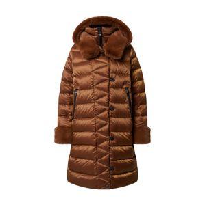 Blauer.USA Prechodný kabát  koňaková