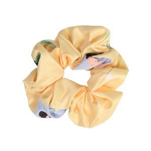 PIECES Bižutéria do vlasov 'PCMADELYN SCRUNCHIE BOX'  žlté