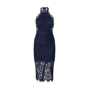 Love Triangle Večerné šaty 'Keepsake '  námornícka modrá