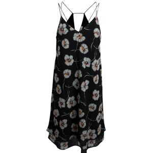 PIECES Letné šaty  zmiešané farby / čierna