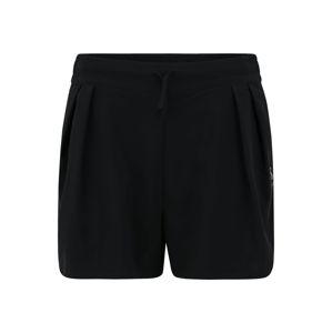 ODLO Športové nohavice 'BL Bottom Short MAHA WOVEN              '  čierna
