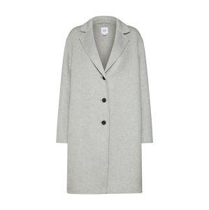 GAP Prechodný kabát  sivá melírovaná