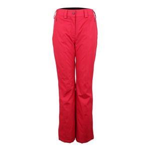 CMP Outdoorové nohavice  červené