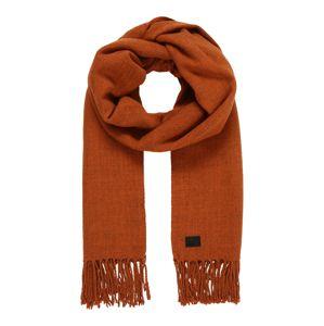 G-Star RAW Šál 'Pinch scarf wmn'  oranžovo červená