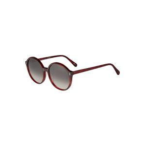 Stella McCartney Slnečné okuliare 'WOMAN BIO'  sivá / hnedá