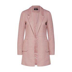 ONLY Prechodný kabát 'BAKER LIGHT BLAZER'  ružová