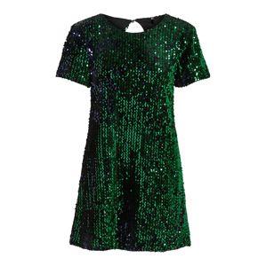 ONLY Kokteilové šaty 'onlCONFIDENCE'  smaragdová