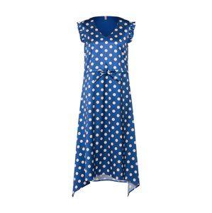 CULTURE Letné šaty 'Anya'  námornícka modrá / zmiešané farby
