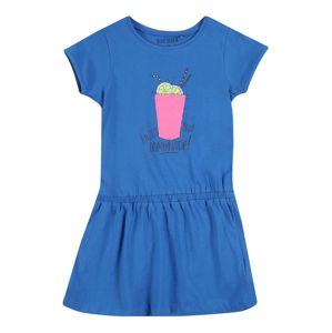 BLUE SEVEN Šaty  žlté / modré / ružová