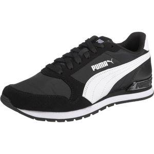 PUMA Tenisky 'ST Runner v2'  čierna / biela
