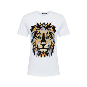 ANTONY MORATO Tričko  biela / zmiešané farby