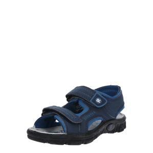RICHTER Otvorená obuv  modré