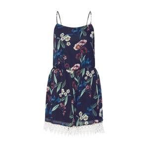 ABOUT YOU Jumpsuit 'Francesca'  námornícka modrá / zmiešané farby