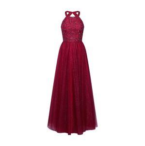 Unique Večerné šaty  červená