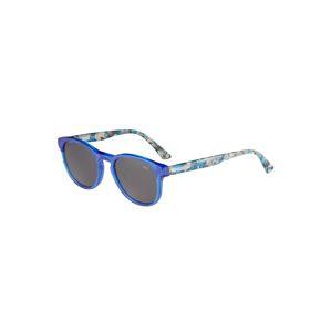 PUMA Slnečné okuliare 'PJ0023S'  dymovo šedá / modrá