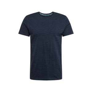 Cars Jeans Tričko 'HOUGH'  námornícka modrá