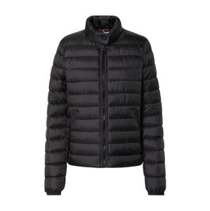Marc O'Polo Jacke 'WOVEN OUTDOOR JACKETS'  čierna