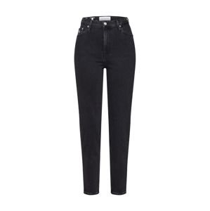 Calvin Klein Jeans Džínsy 'MOM'  čierna