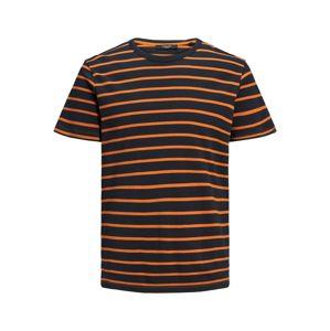 JACK & JONES Tričko  oranžová