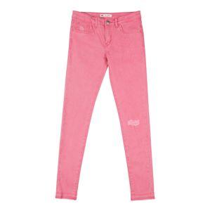 LEVI'S Džínsy '710 Color'  ružová