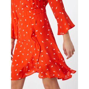 IVY & OAK Letné šaty  oranžová